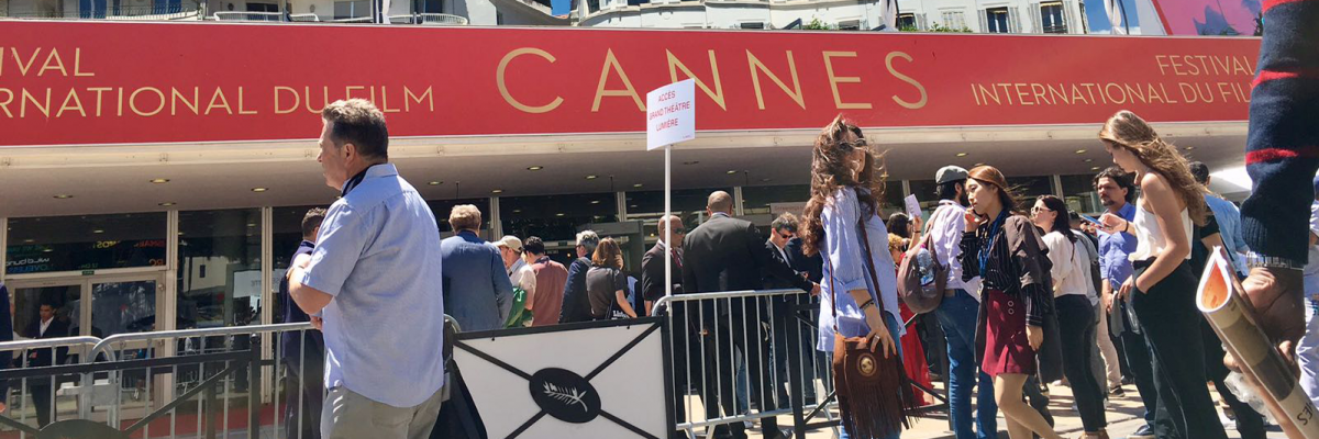 Cannes Filmfestival; <i>van slippers tot high heels</i>