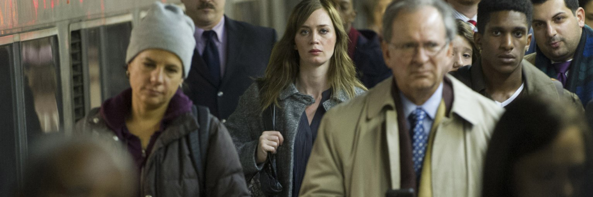 The Girl on the Train; de anti-held als held? #trailertip