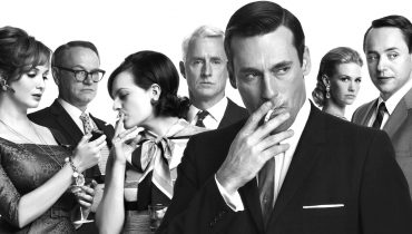 Mad Men: over roken, drinken de reclame.