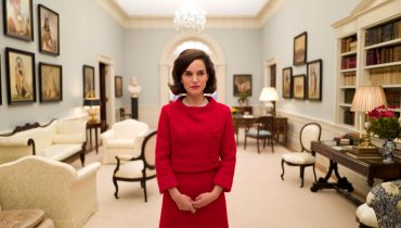 Jackie; legendarische First Lady. #trailertip