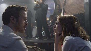 GiF kijkt La La Land en loved it!