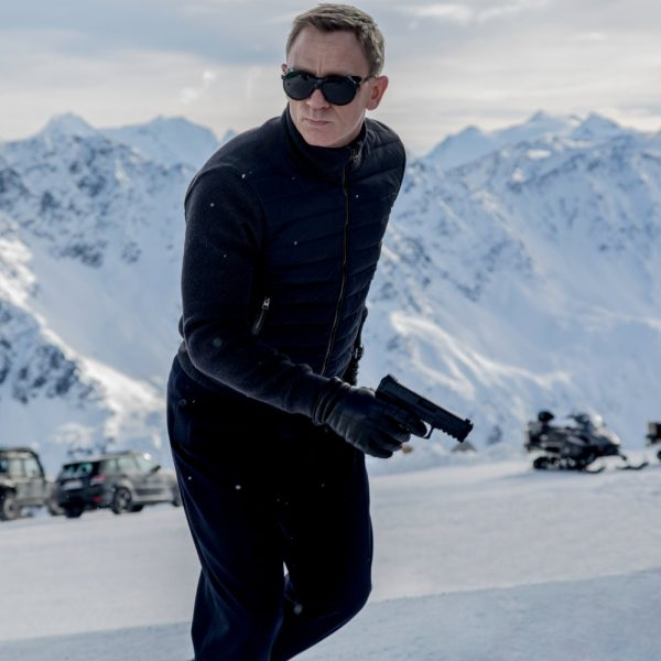 James bond playlist