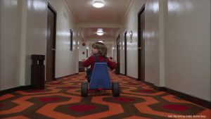 The shining carpet