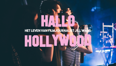 Who is the lucky one? <i>Hallo Hollywood Afl 7</i>