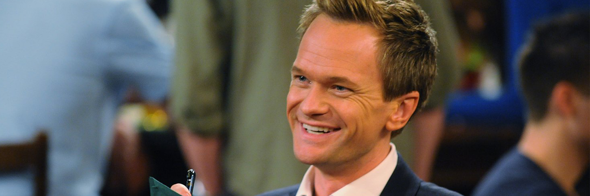 10x datingadvies van Barney Stinson uit <i>How I met your mother</i>