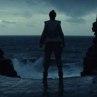 teaser van Star Wars: The Last Jedi
