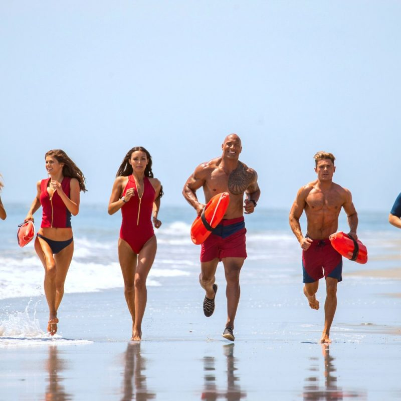 Baywatch is slecht