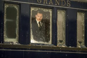 Trailer tip Murder on the Orient Express
