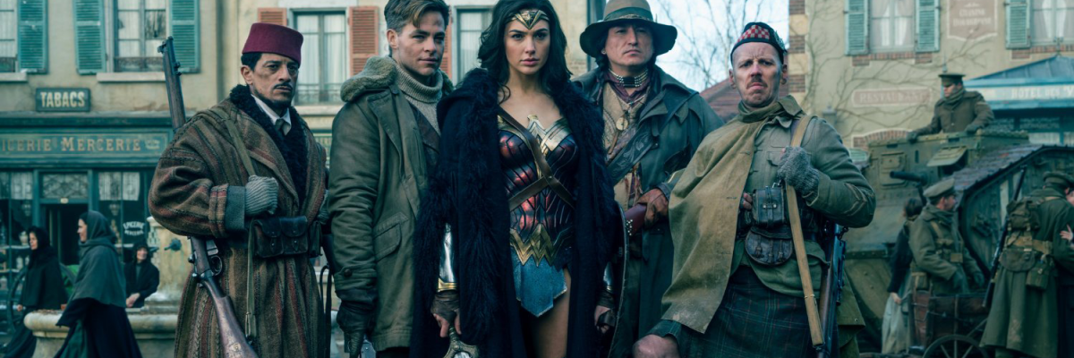 Gifkijkt: <i>Wonder Woman</i> is sterk, kwetsbaar en raak!