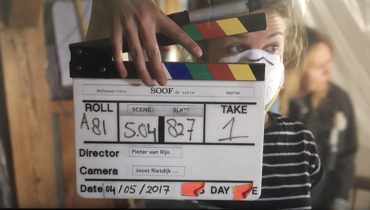 A Girl In Film #12: Anne Geerse, second assistent camera