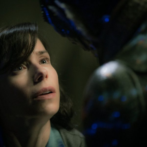 trailer van the shape of water