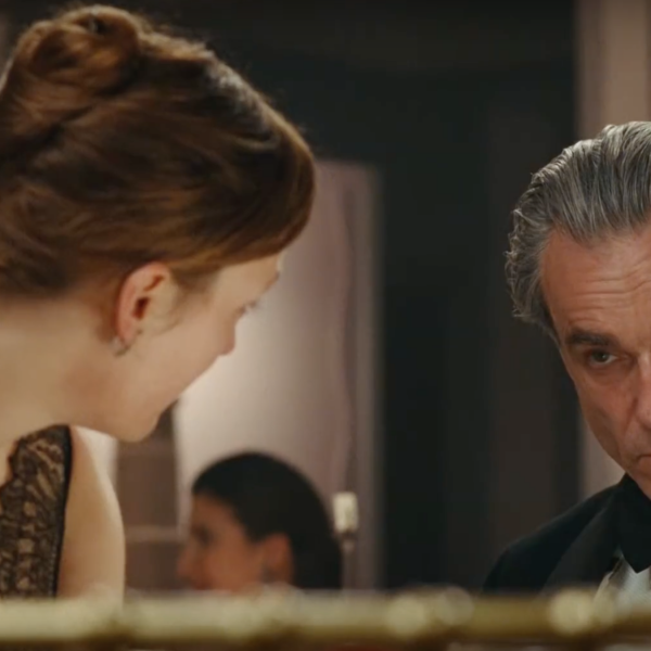 trailer van Phantom Thread