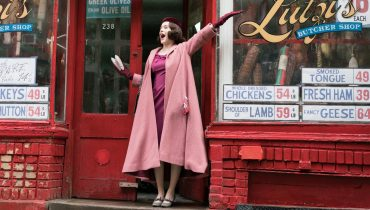 <i>The Marvelous Mrs. Maisel</i>: nieuw van de makers van <i>Gilmore Girls</i> #TrailerTip