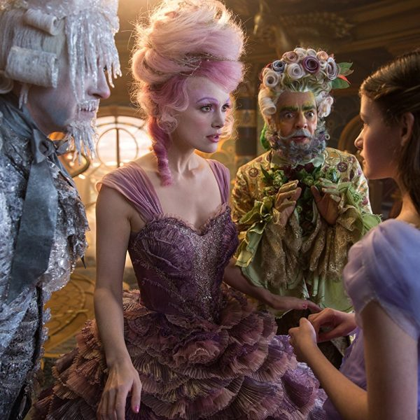 trailer van The Nutcracker and the four realms