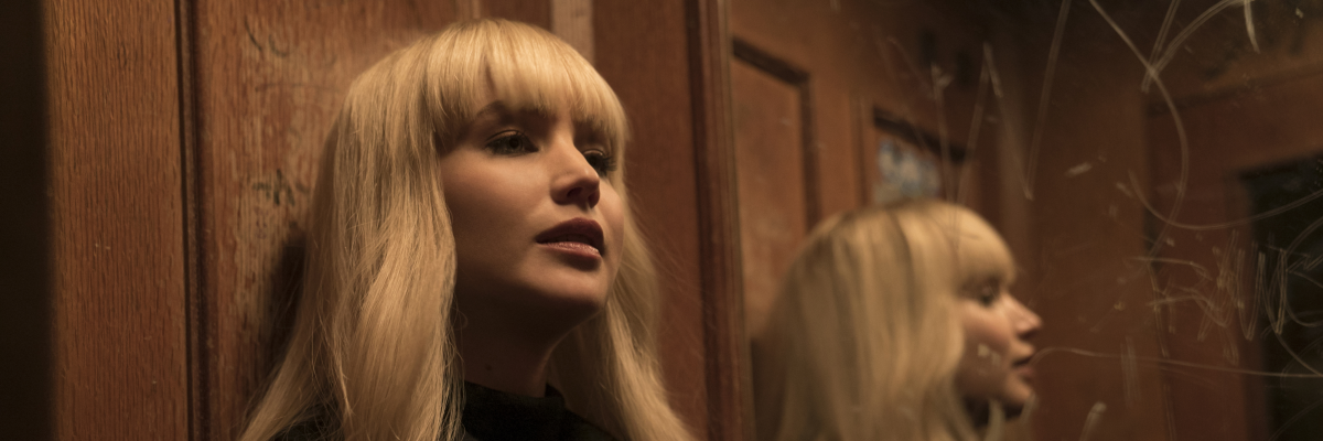 <i>Red Sparrow</i>: Jennifer Lawrence als vileine verleidster