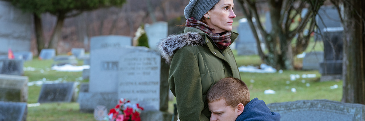 Julia Roberts is de ster in <i>Ben is Back</i> (**1/2)