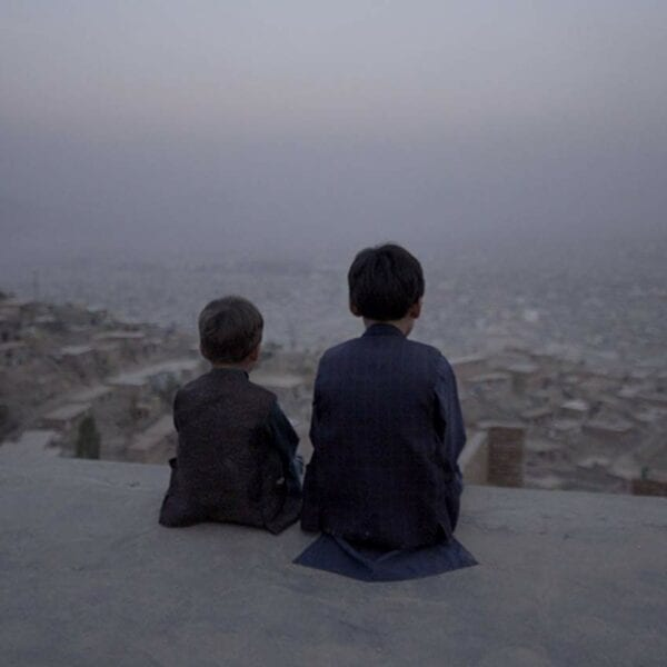 kabul city in the wind